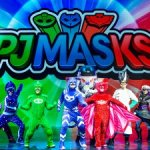 Dream Journey Sweepstakes - Chance To Win Tickets to see PJ Masks