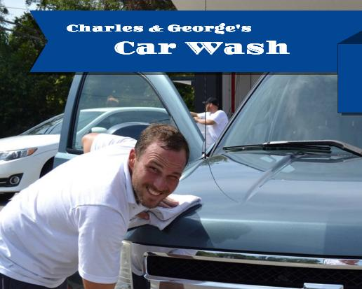 Charles And George Car Wash Sweepstakes – Win One Car Wash Per Month
