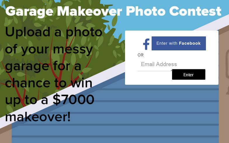 WKYC Garage Makeover Photo Contest - Win A Garage Makeover - ContestBig