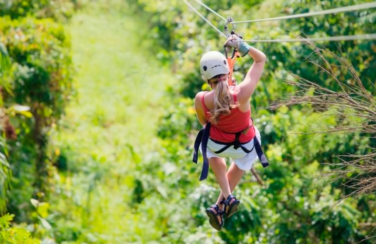 100.7 The Wolf Canopy Tour Adventure Contest – Win Vouchers