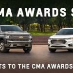 2019 Chevrolet CMA Awards Sweepstakes