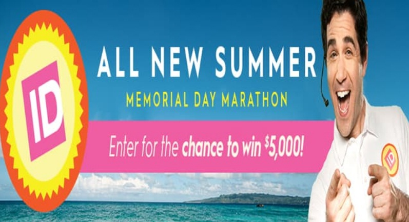 All New Summer Sweepstakes - Enter To Win $5000 Check