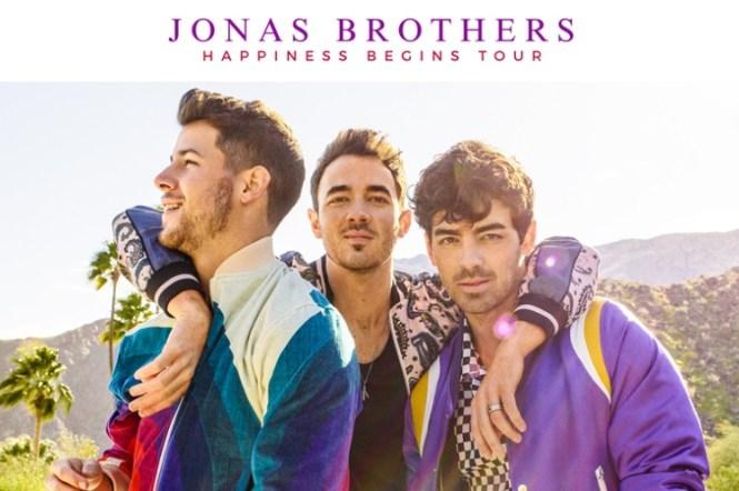 Jonas Brothers Winning Weekend Contest