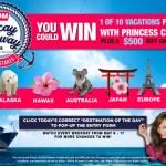 MOM Vacay Getaway Princess Cruises Sweepstakes