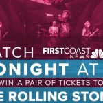 Rolling Stones Tickets Giveaway