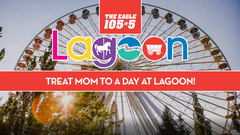 Treat Your Mom To A Day At Lagoon Contest – Win Tickets To Lagoon