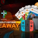 Tatted Poodle Birthday Giveaway - Chance To Win a Nintendo Switch with a Gift Gard Credit
