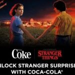 Coca cola Stranger Things Instant Win Game - Chance To Win A Trip For Two