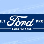 Built Ford Proud Sweepstakes