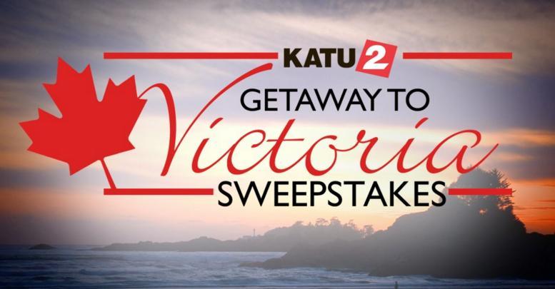 KATU Getaway To Victoria Contest - Win A Trip To Victoria - ContestBig