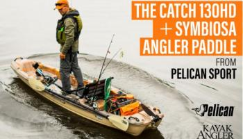 Kayak Angler Magazine Giveaway - Win Old Town Topwater 120