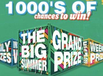 Newport Big Summer Instant Win Game and Sweepstakes - Win