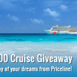 Priceline Cruises Seas the Day Giveaway - Enter To Win $3500 Norwegian Cruise Line Cruise Voucher