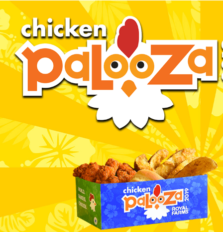 Royal farms Chicken Palooza Sweepstakes – Win Chicken For a Year