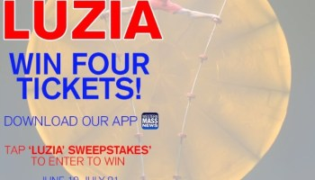 Western Mass News Luzia Sweepstakes - Enter To Win Tickets - ContestBig