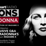 iHeartRadio Madonnas New Album Madame X Sweepstakes
