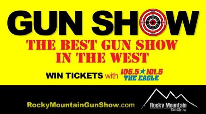 101.5 The Eagle Rocky Mountain Gun Show Contest