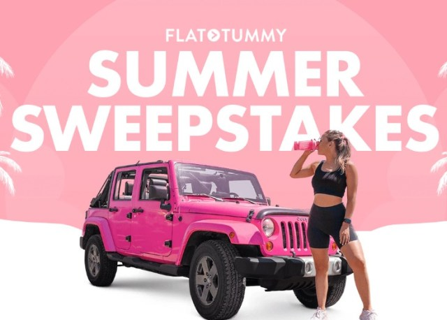 Pch Dream Car Sweepstakes