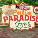 Home And Backyard Patio Paradise Contest - Enter To Win Dining set And Shopping Spree