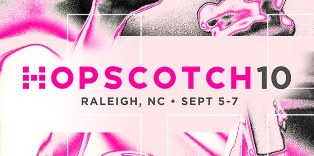 2019 Hopscotch Music Festival Sweepstakes - Win Two VIP Wristbands