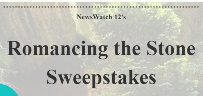 NewsWatch 12s Romancing the Stone Sweepstakes - Chance To Win Amethyst Cornucopia