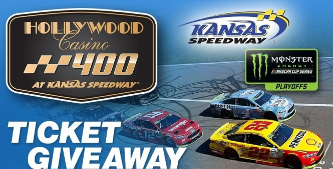 KSN Monster Energy Cup NASCAR Ticket Giveaway - Enter To Win A Pair Of Tickets