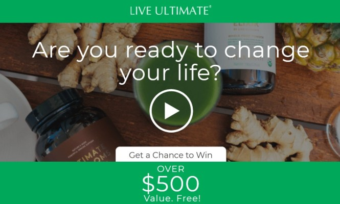 Rachelle Ginsberg Live Ultimate Product Giveaway