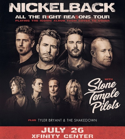 Nickelback Contest