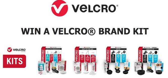 Velcro Limited Velcro Brand Kit Giveaway