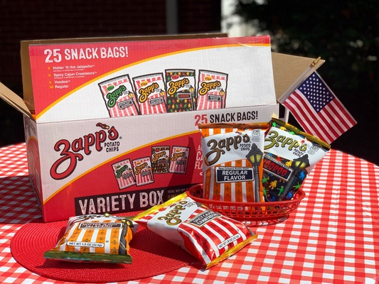 Zapp Memorial Day Variety Pack Giveaway