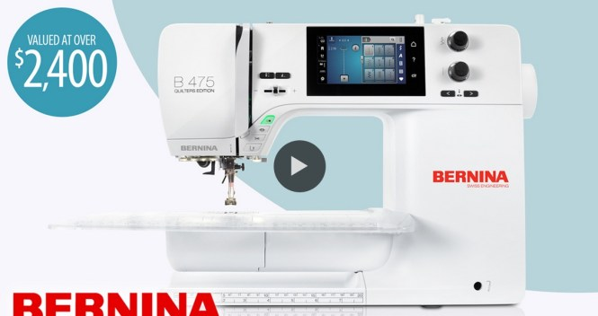 Annies Catalog Happily Ever After Bernina Box Giveaway