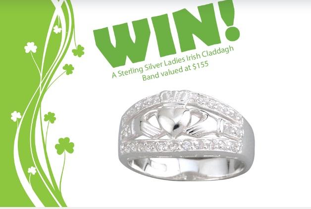 Irish Shop Irish Luck Contest