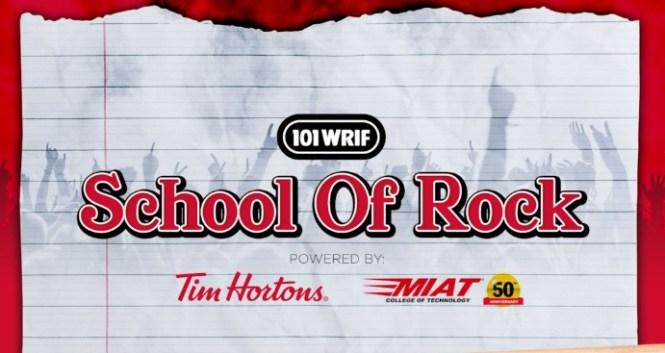 WRIF School Of Rock Trivia Challenge Contest