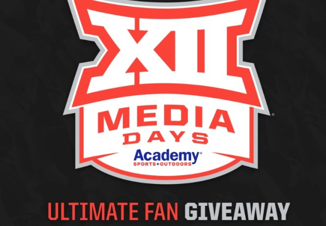 Academy Sports Big 12 Ultimate Fan Giveaway
