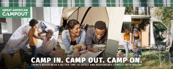 Great American Campout 2020 Sweepstakes