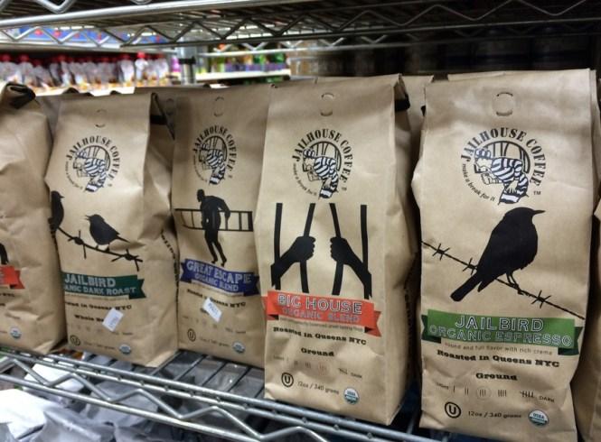 Jailhouse Coffee Giveaway