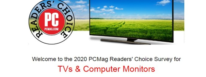 PCMag Readers Choice Survey Sweepstakes