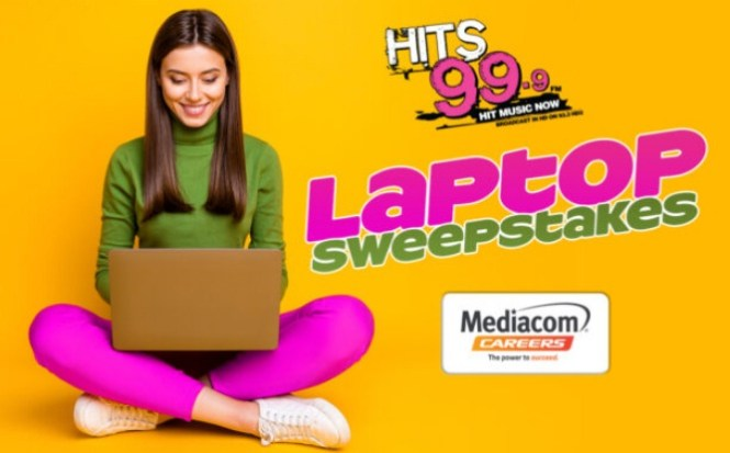 HITS 99.9 Laptop Sweepstakes