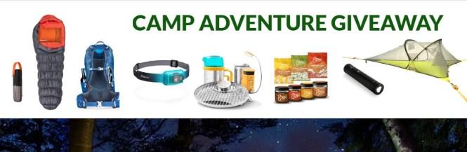 The Nomadik Camp Adventure Giveaway