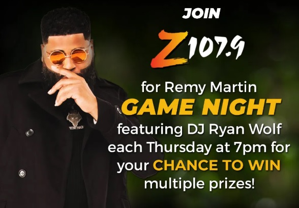 Z107.9 Remy Martin Music Pictionary Contest