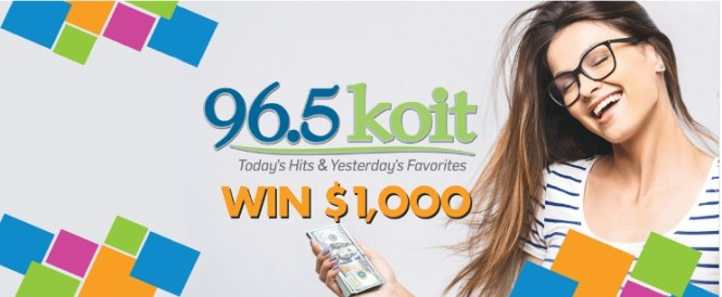 $1,000 Employee Of The Day Sweepstakes