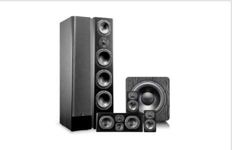 Audio Advice SVS 5.1 Home Theater System Giveaway
