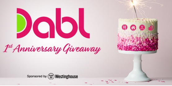 CBS Interactive Dabl 1st Anniversary Giveaway