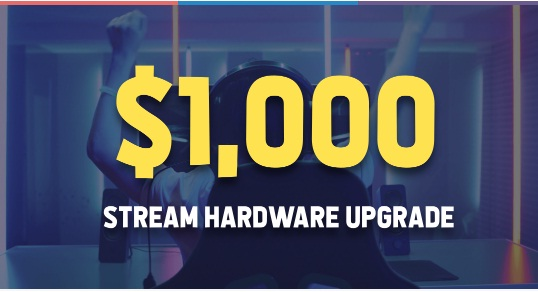 COMBO $1000 Stream Hardware Giveaway