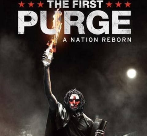 MOViN 92.5 The First Purge DVD Giveaway
