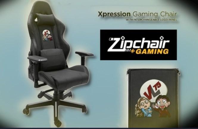 PLAYR.gg Dreamseat Zipchair Custom Gaming Chair Giveaway