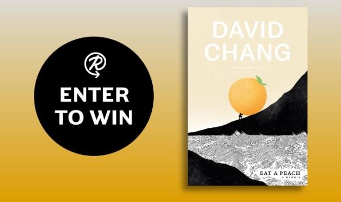 Penguin Random House Eat A Peach Sweepstakes