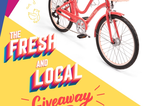 The Fresh And Local Giveaway