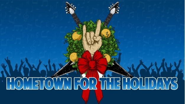 105.9 The X Hometown For The Holidays Contest