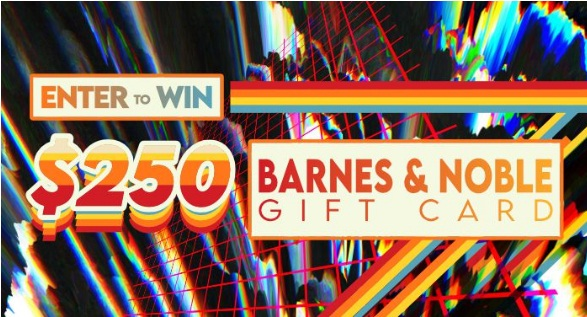 Book Riot $250 Barnes And Noble Gift Card Giveaway